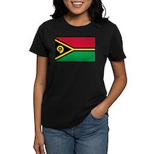 Cute Ni vanuatu flag Tee