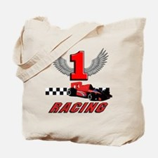 Cute Formula one Tote Bag