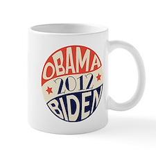 Vintage Obama Biden Mug