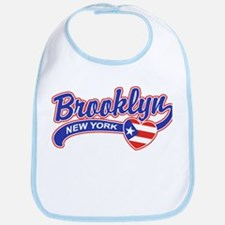 Brooklyn Puerto Rican Bib