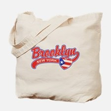 Brooklyn Puerto Rican Tote Bag