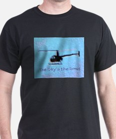 Skys the limitBig T-Shirt
