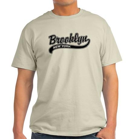 Brooklyn New York Light T-Shirt