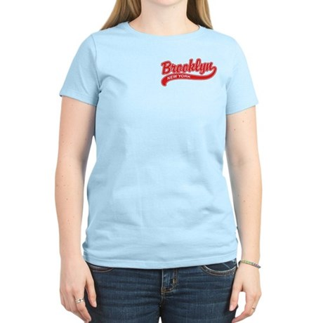Brooklyn New York Women's Light T-Shirt