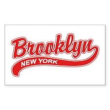 Brooklyn New York Decal
