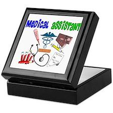 Medical Assistant Keepsake Box