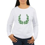 Order of the Laurel Women's Long Sleeve T-Shirt