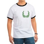 Order of the Laurel Small Motif Ringer T