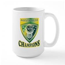 netball champions australia Mug