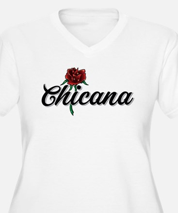 Chicana Plus Size T-Shirt