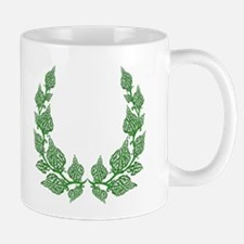 Order of the Laurel Knotwork Double Motif Mug