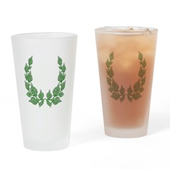 Order of the Laurel Pint Glass