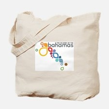 The Island of The Bahamas Tote Bag