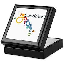 The Island of The Bahamas Keepsake Box