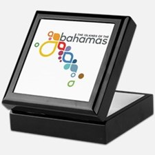 The Island of The Bahamas Keepsake Box