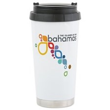 The Island of The Bahamas Thermos Mug