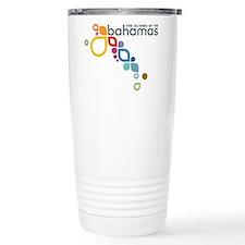 The Island of The Bahamas Travel Mug