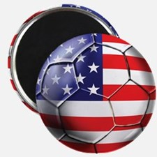 U.S. Soccer Ball Magnet