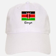 Kenya Baseball Baseball Cap