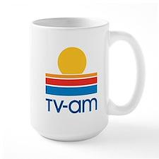 tvam logo Mugs