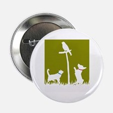 """Urban Critters 2.25"""" Button (10 pack)"""