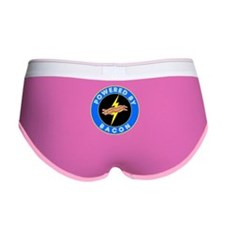 Powered By Bacon Women's Boy Brief