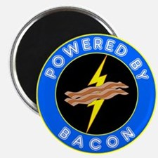 Powered By Bacon Magnet