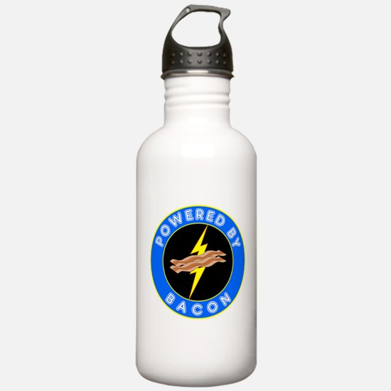 Powered By Bacon Water Bottle