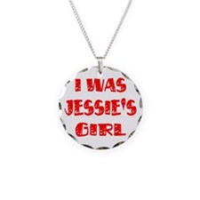 Jessie's Girl Necklace Circle Charm