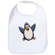 Naked Penguin Bib