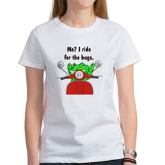 Scooter Frog Tee