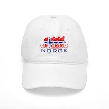 Norge Cycling Baseball Cap