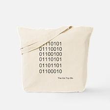 Binary Tote Bag