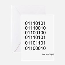 Binary Greeting Card