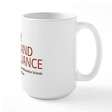 Large SIA Logo Mug