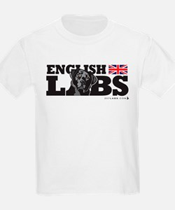English Lab Lovers T-Shirt