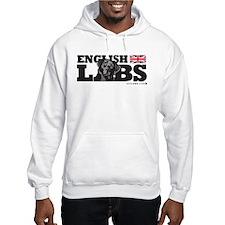 English Lab Lovers Hoodie