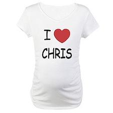I heart chris Shirt