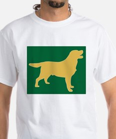 Deere Green and Yellow Lab