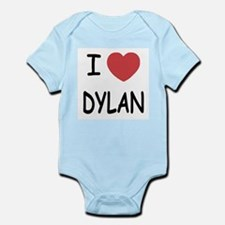 I heart dylan Infant Bodysuit