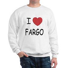 I heart fargo Sweatshirt