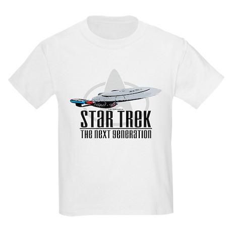 Star Trek TNG Kids Light T-Shirt