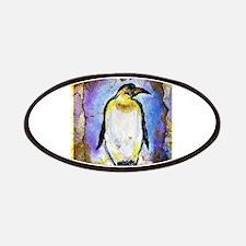 Penguin, wildlife, art, Patches