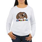 Comic Sans Women's Long Sleeve T-Shirt