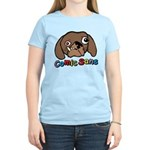 Comic Sans Women's Light T-Shirt