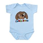 Comic Sans Infant Bodysuit