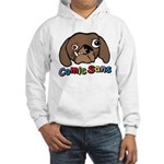 Comic Sans Hooded Sweatshirt