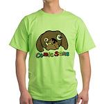 Comic Sans Green T-Shirt