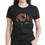 Comic Sans Women's Dark T-Shirt
