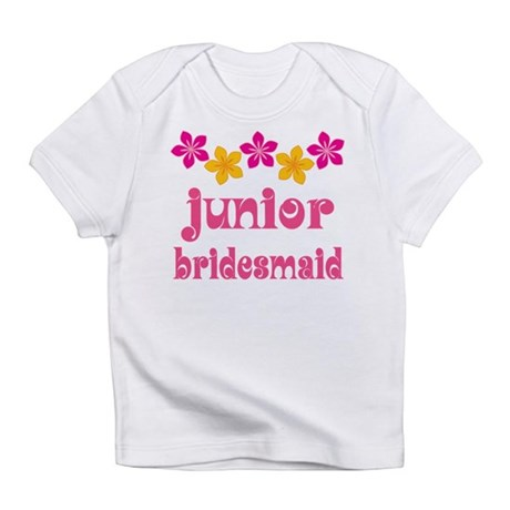 Junior Bridesmaid Tropical Hawaiian Infant T-Shirt